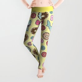 Drooling over Donuts Leggings