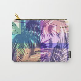Tropical Retro Carry-All Pouch