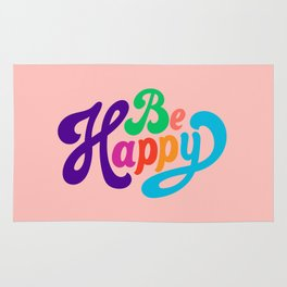 Be Happy Rug