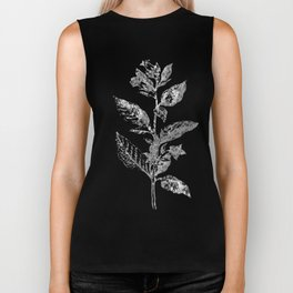 Flowers and Textiles Biker Tank