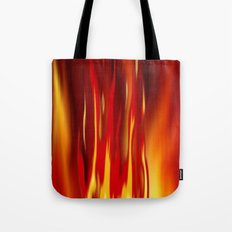 Into the fire 2. Tote Bag