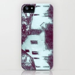 House of Leaves iPhone Case