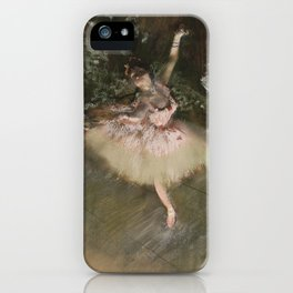 Edgar Degas - The Star iPhone Case