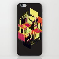 literary iPhone & iPod Skins featuring Utopia in Six or Seven Colors by John Magnet Bell