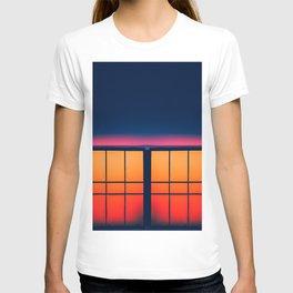Night City Blocks T-shirt