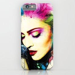 Madonna Pop Start iPhone Case