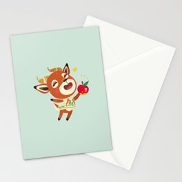 Animal Crossing Beau Stationery Cards