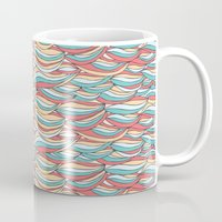 candy Mugs featuring Candy by Pom Graphic Design