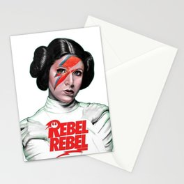 Rebel Ziggy Stationery Cards