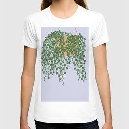 String of Pearls Plant T-shirt