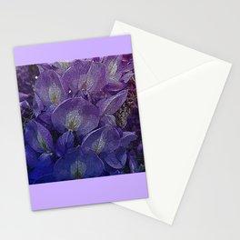 Fancy Wisteria Stationery Cards