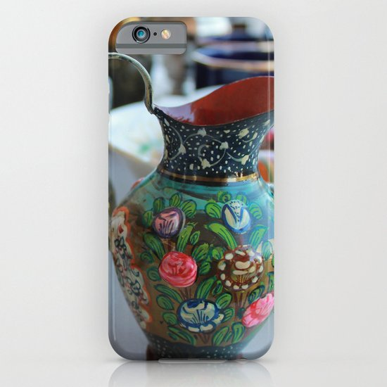 Vase iPhone & iPod Case