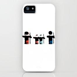 Familia iPhone Case