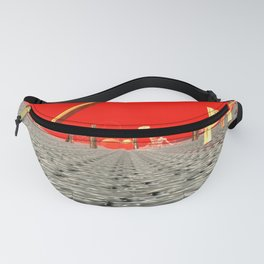 Sqaured: Cultural Policy Fanny Pack