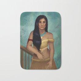 Pocahontas Bath Mat