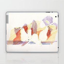 CRAYON LOVE - Shadows  Laptop & iPad Skin