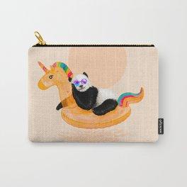 Chillin (Unicorn Panda) Carry-All Pouch