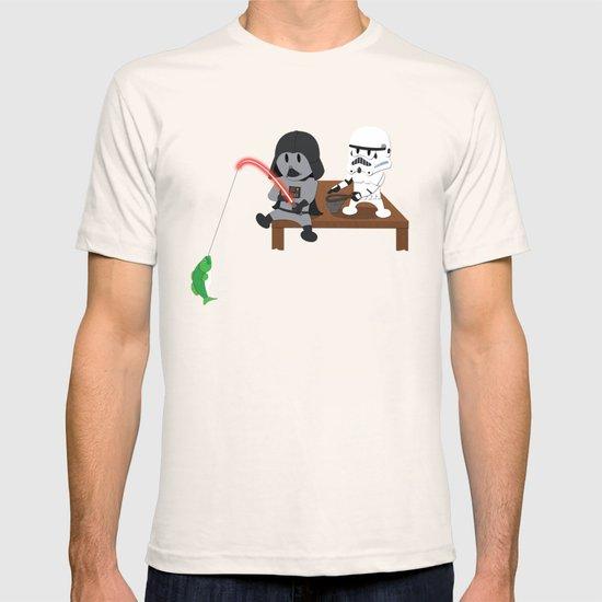 SW Kids - Darth Fishing T-shirt