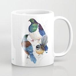 thee birds in a tree Coffee Mug