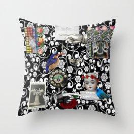 I Shine Wildly Throw Pillow