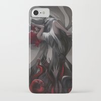 hiphop iPhone & iPod Cases featuring Oneirology by loish