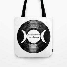 Music Goddess - HourAfterOur Logo Tote Bag
