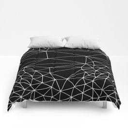 Stretched Comforters