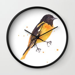 Baltimore Beauty Wall Clock