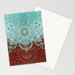 Floral Doodle G565 Stationery Cards