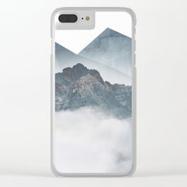 When Winter Comes III Clear iPhone Case