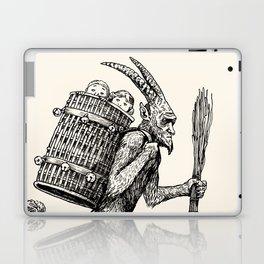 Gruss vom Krampus Laptop & iPad Skin