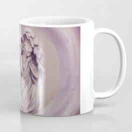 Guardian Angel - Angel painting Coffee Mug