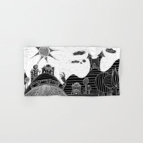 castle bubu Hand & Bath Towel