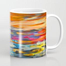 My Village   Colorful Small Mountainy Village Coffee Mug