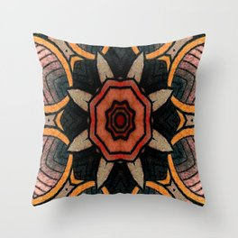The Experiment Throw Pillow