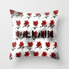 Vilain Throw Pillow