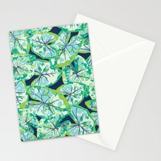 Caladium Stationery Cards