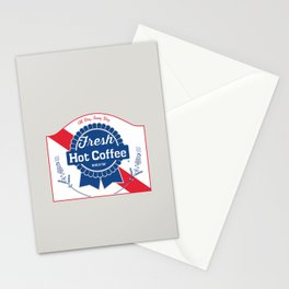 Blue Ribbon Roast Stationery Cards