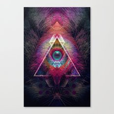 A_ Canvas Print