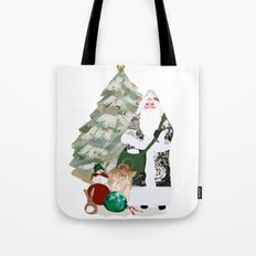 It's beginning to look allot like Christmas Tote Bag