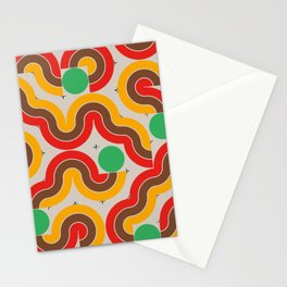 CONNECTED #5 Stationery Cards