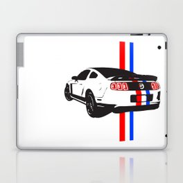 2013 Mustang Laptop & iPad Skin