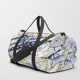Winter Mod Limited Color Palette Duffle Bag