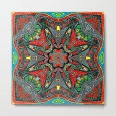 Mandala #1 Metal Print
