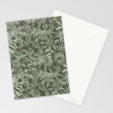 Jungle khaki Stationery Cards
