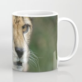 Cheetah's Face Coffee Mug