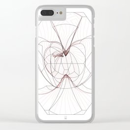 1/infinity Clear iPhone Case