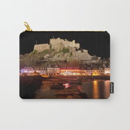 Jersey Night Castle - Mont Orgueil Carry-All Pouch