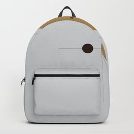 Abstract Composition 09 Backpack