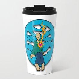Floating Buddha Travel Mug